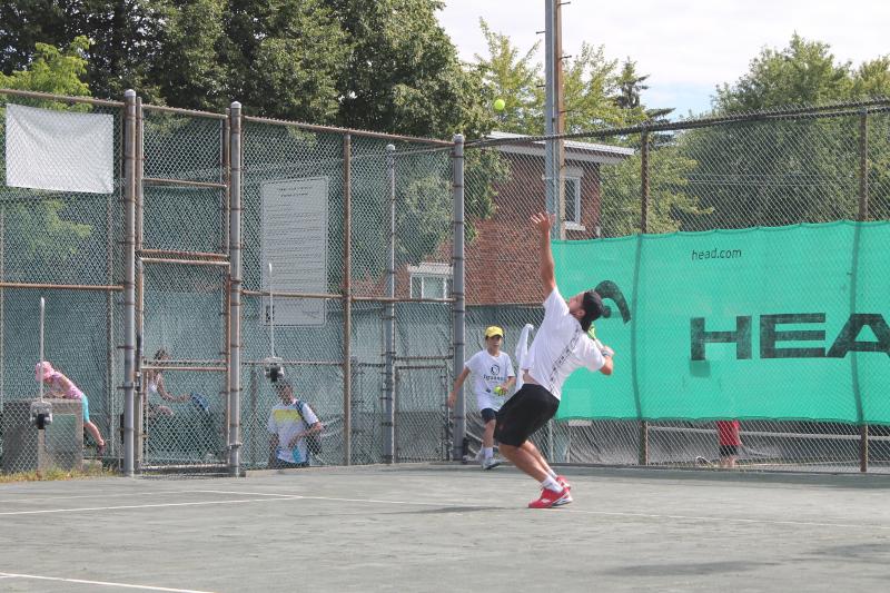 équipe tennis40-0